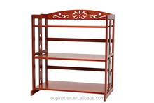 Antique hand-made bamboo kitchen rack ,storage rack/ display rack,