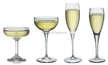 coupe champagne glasses