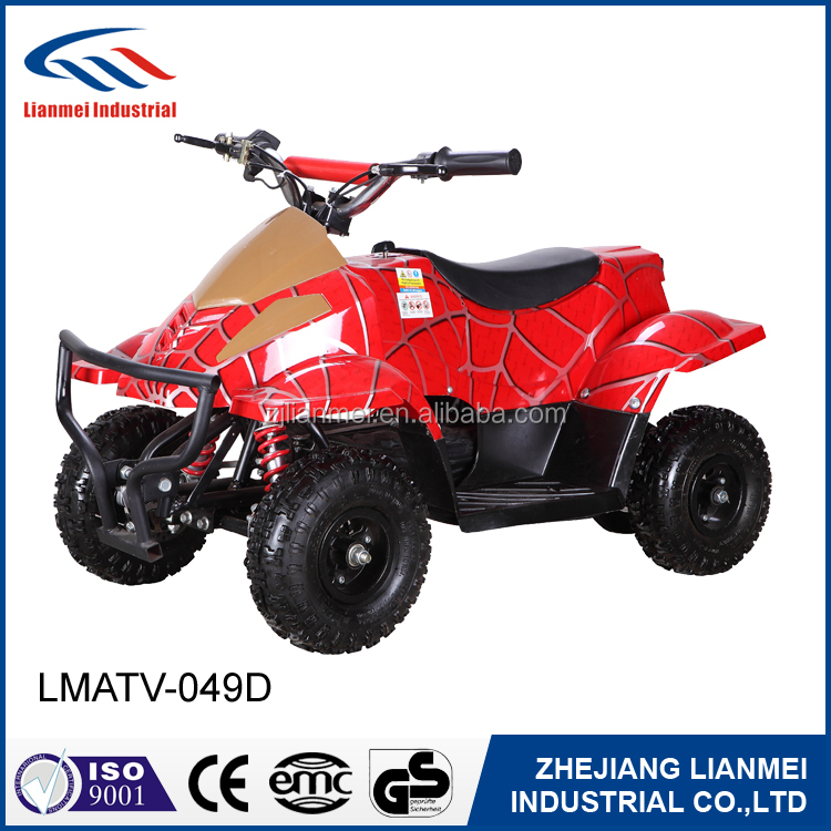 quad bike two stroke four wheels atv for sale cheap with gasoline engine