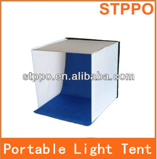 STPPO Wholesale Photo Boxes 50cm Photography Shooting Jewelry Photo Light Box
