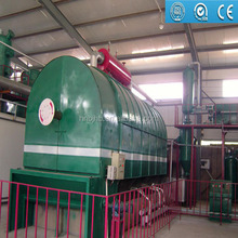 waste plastic to oil pyrolysis plant with free installation