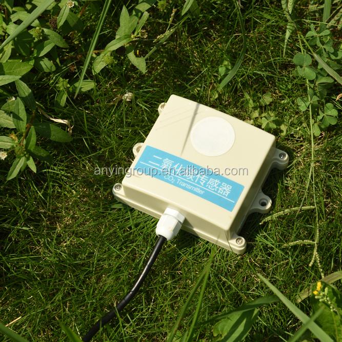 High prision Easy to handle analog 4-20ma,0-5V co2 sensor