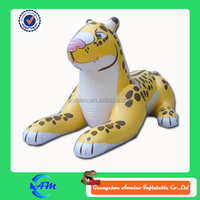 giant inflatable cougar customized inflatable animal for sale