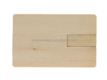 business wooden card USB flash drives, custom business wooden card USB flash drives and new logo branding USB flash drives