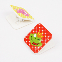 Licheng LP402 Promotional Stationery Item, Cute Plastic Mini Paper Clip