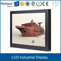 "industrial hd full hd 15""-22""-55"" lcd monitor with rca video input"