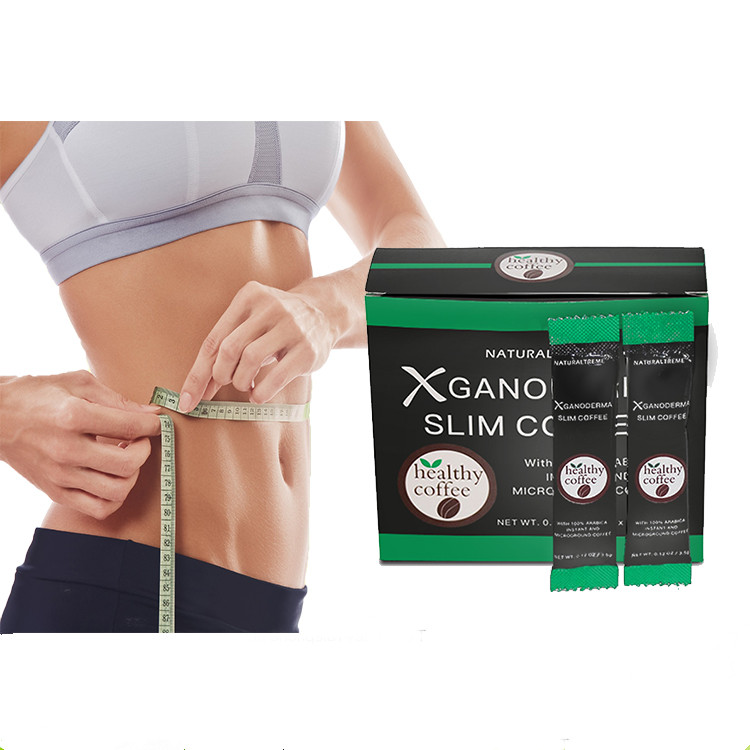 Private Label Ganoderma Mushroom Instant FDA Approved Slimming <strong>Coffee</strong>