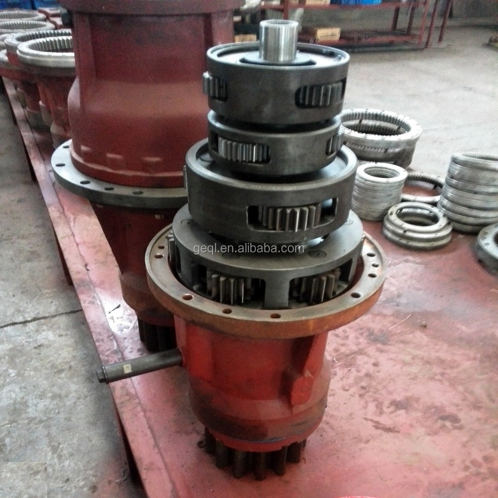 China Crane Spare Parts--- Crane Slewing Reducer