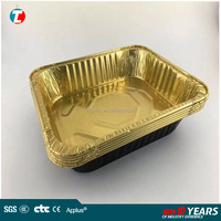 Disposable Aluminum Foil Food Tray Baking Dishes For Turkey