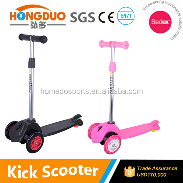 Child Age kick scooter stepper scooter