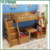 colorful modern kid furniture bunk beds