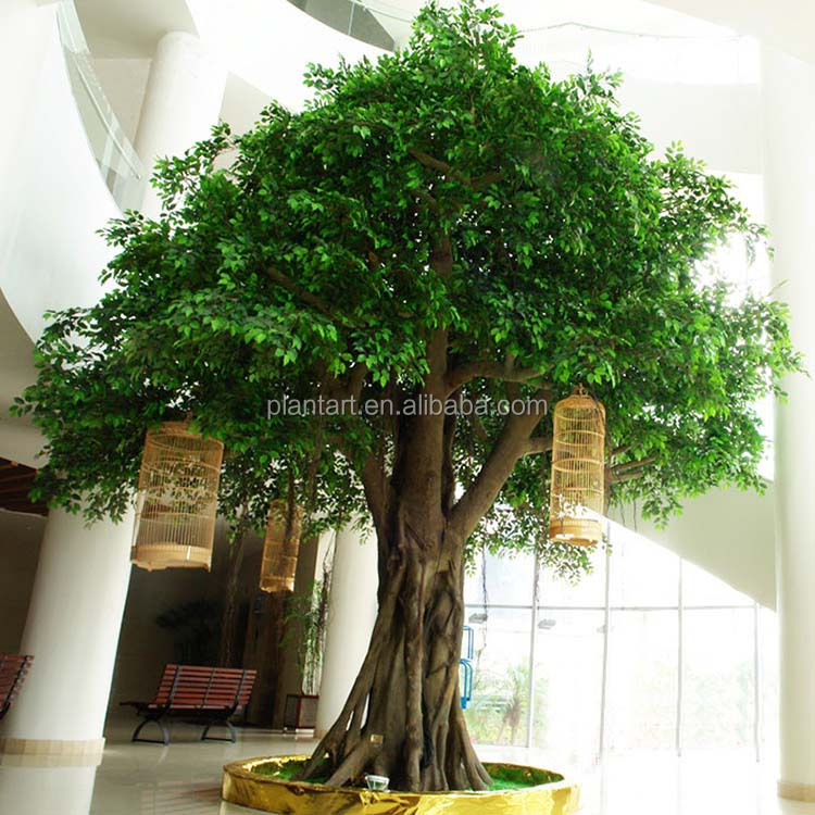 Guangzhou Shuyi Landscaping artificial shrubs for outdoors of artificial banyan tree