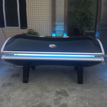 latest spa bed lying and cool tanning beds for sale MC-28A