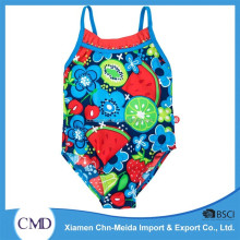 Hot Sale Girls Swimsuit 2016 Fashion Sexy Print-mix Hottie Girls One-piece