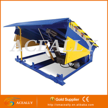 2017 warehouse equipment container hydraulic dock leveler ramp lifter
