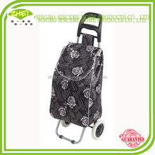 2014 Hot sale new style trolley for mall shopping