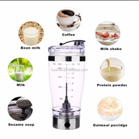 Best selling products of battery operated colorful plastic vortex shaker juice bottle drink mixer bottle