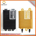 High power 75w 100w 150w gold black housing hid ballast super bright for hid xenon kit with CE RoHs