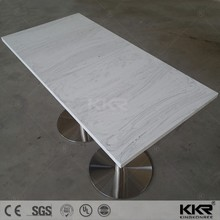 Solid surface kfc furniture,kfc dining table and chairs