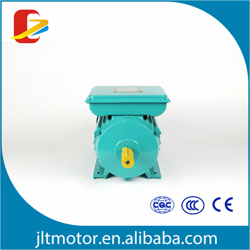 Single Phase 110V/22V/240V Aluminum Body Copper Wire Two-Value Capacitor Motor Induction Motor 0.37kw 0.5hp 3000rpm