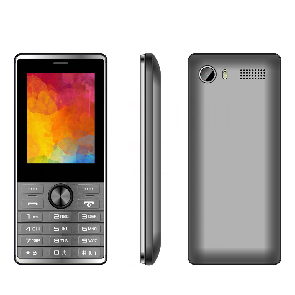 2.8inch Mobile Phone Spreadtrum6531DA 32MB+32MB 1400mAh Big Battery Cheap Bar Feature Phone 2G Network S9840
