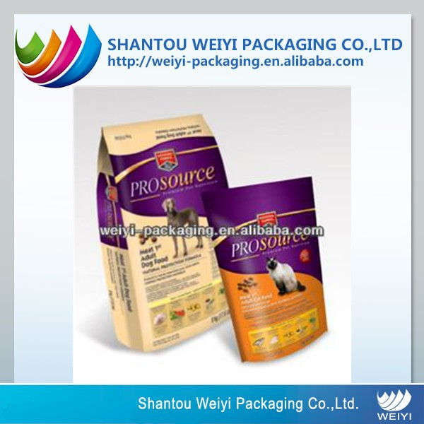 Custom printing food grade horse feed bags with high quality