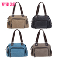 Wholesale top quality handbag blank men shoulder bag canvas unisex tote bag with sling made in China