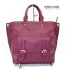 Classic styles handbag 100% PU wholesale Guangzhou supplier