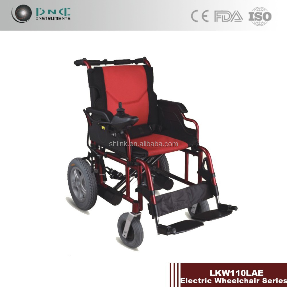 walking handicapped electric LKW110LAE wheel chair