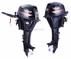 AIQIDI Boat Engine F20 Long Shaft Sail 4 stroke 20hp Outboard Motor
