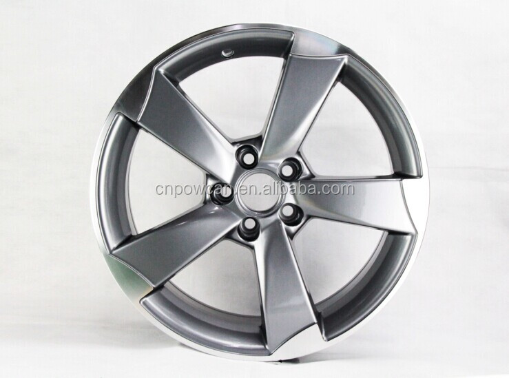 Classic style alloy wheel for replica car for aftermarket suv for USA tuck