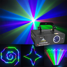 Christmas small mini disco single beam rgb laser light show projector