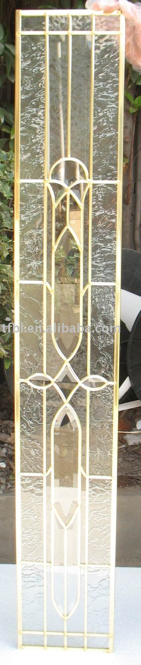 stained glass door inserts oval glass door inserts door glass inserts