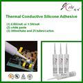 silica heat transfer glue for led driver