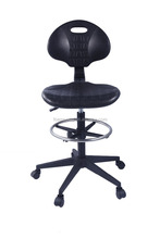 2015 new style clean room stool with five star base