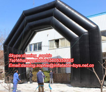 PVC Inflatable Arch Entrance for Outdoors Advertising with Free Logos