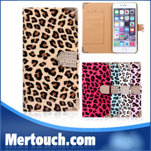 for iphone 6 iphone 6 plus flip diamond case , for iphone 6 iphone 6 plus flip leather diamond case hot selling case