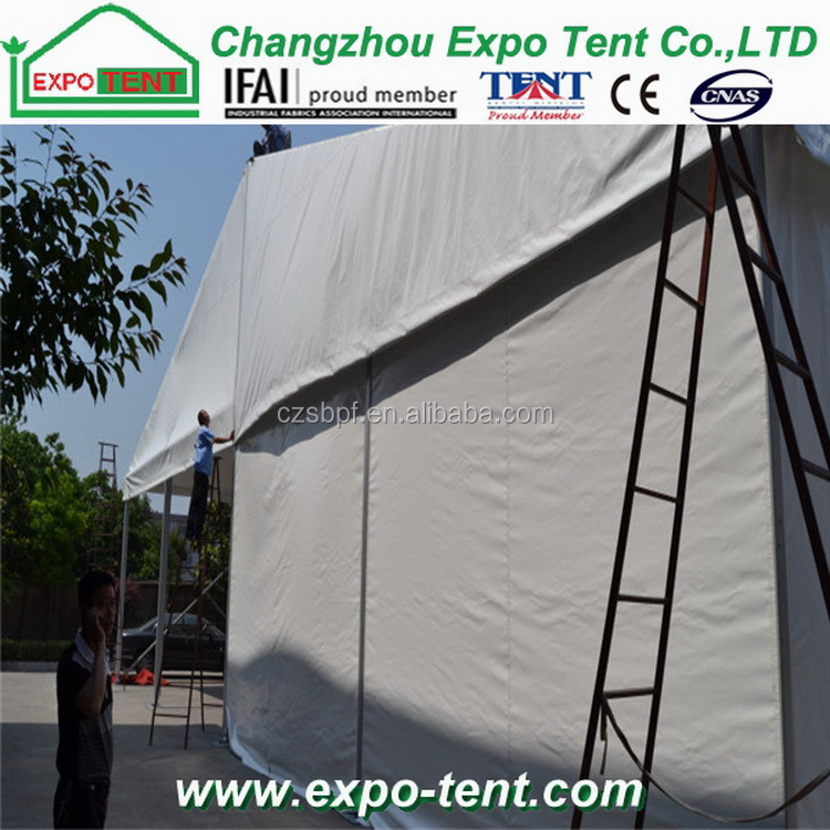Fashion easy operation waterproof fabric large size camp tent