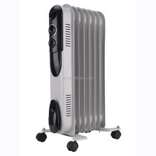 Freestanding or desktop 7fins 9fins 11fins radiator filled oil heater