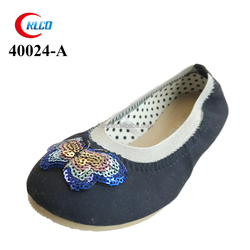 top quality fancy baby girl flats causal shoes on sale