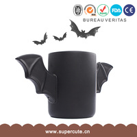 Halloween promotion ceramic teenager mugs cafe