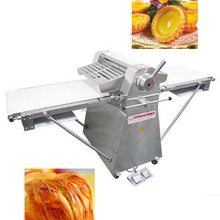 Home and commercial used dough shaping machine puff pastry coissant machine