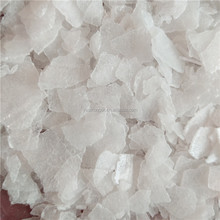 Aqueous solution is alkaline caustic soda with purity of 99%
