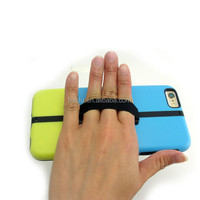 Grip Your Phone Universal Mobile Phone Slim Grip Finger Strap Custom Grip Your Tablet Pad