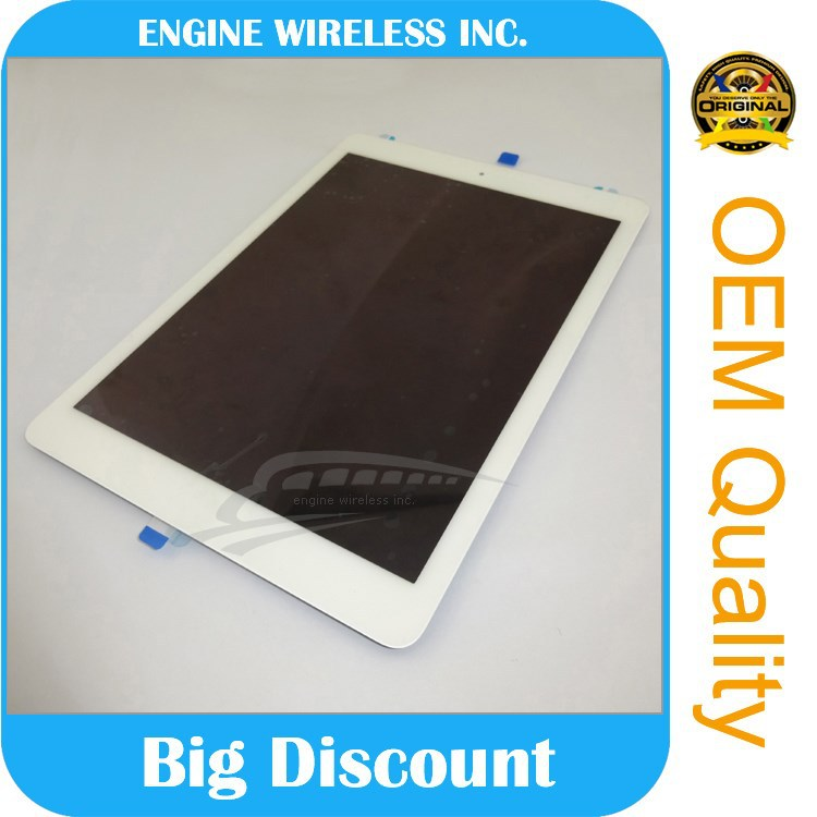 china mobile lcd wholesale 2016 for ipad air 2 lcd display and digitizer touch screen assembly