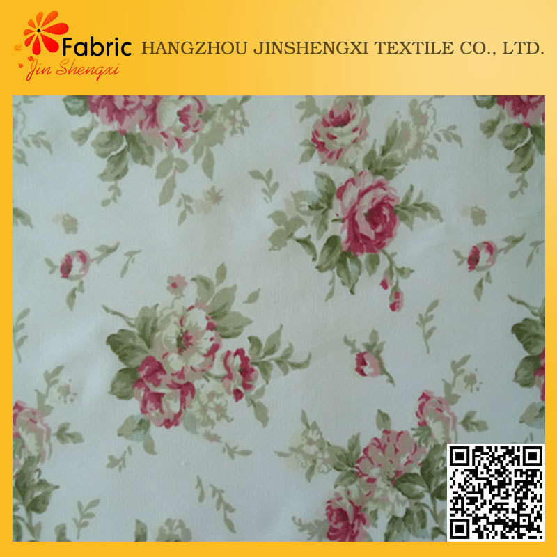 Factory price popular modern type printed softdifferent kinds bedding fabric