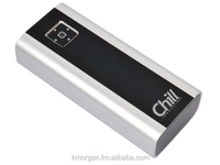 Chill PB-4800 Aluminum PowerBank USB Battery, 4800mAh Lithium-ion Cells