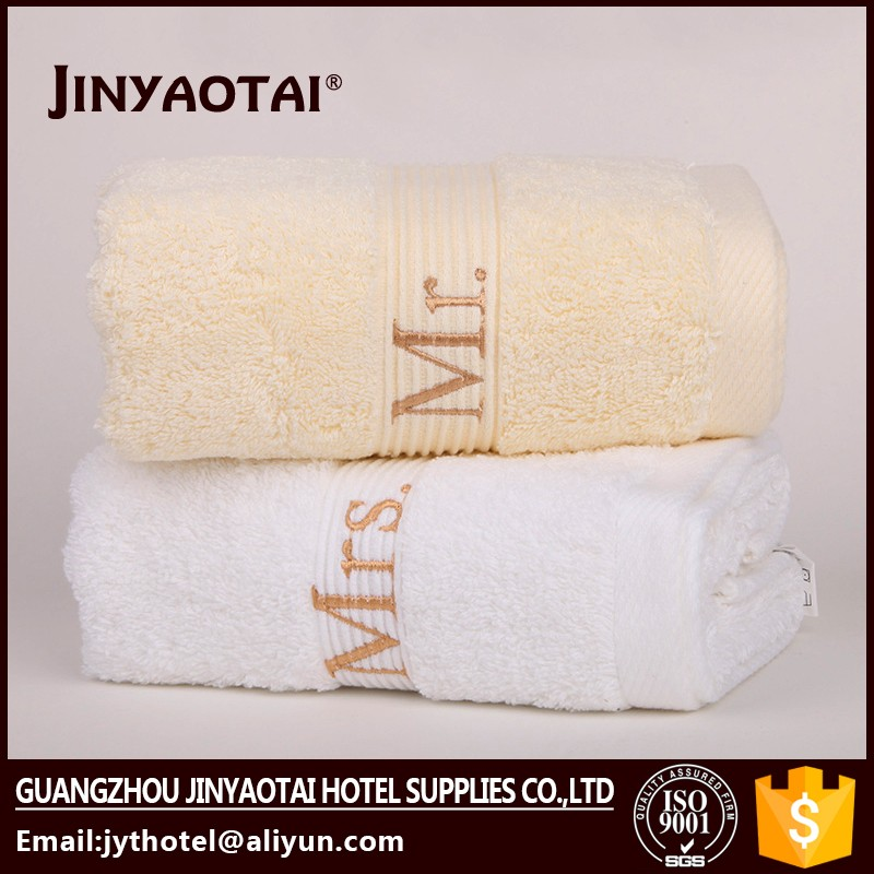 Hotel professional supplies thin cotton bath towels