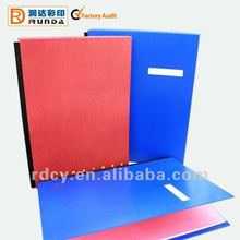 PVC Hardcover Signature Folder for office