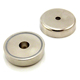 N35 strong monopole neodymium cup pot magnet